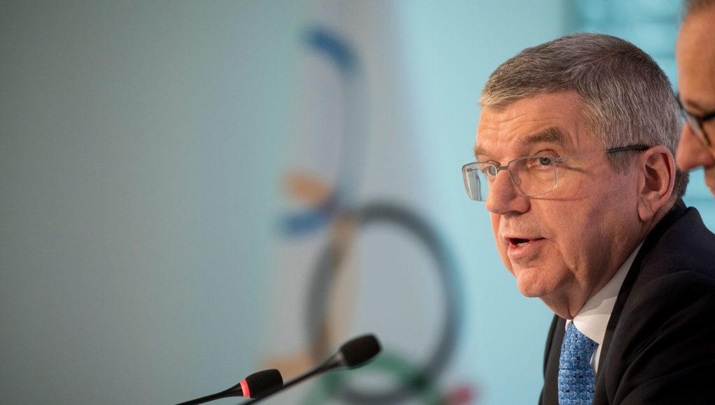 Thomas Bach, presidente del Cio (foto sito ufficiale Comitato Olimpico Internazionale)